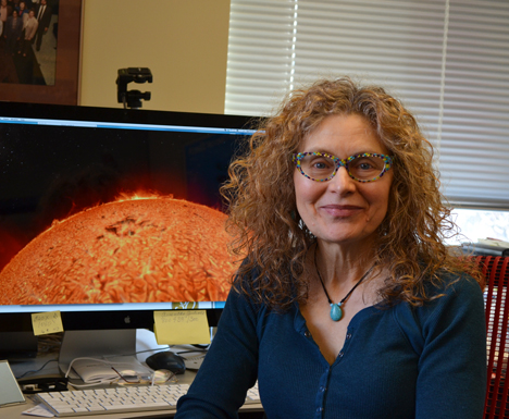 Donna Cox, Director of the Advanced Visualization Lab