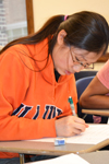 Central HS student competes in ICTM Math Contest